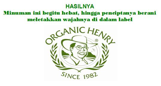 Organic Henry from Melilea